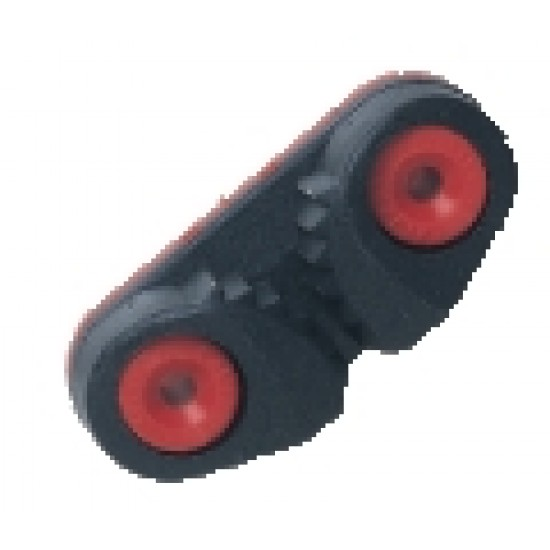 Cam cleat 3-8mm Red
