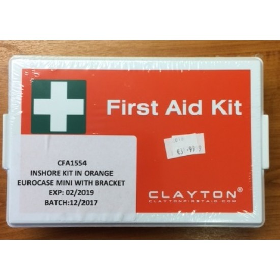 First Aid Kit, Clayton Inshore
