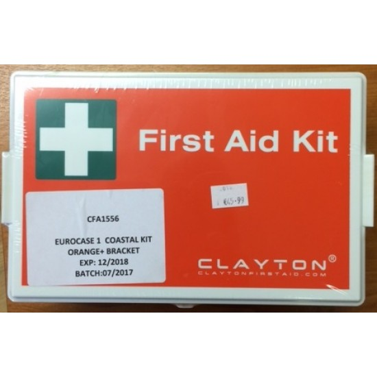 First Aid Kit, Clayton Coastal