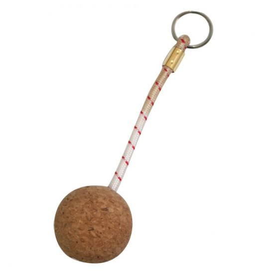 Key Holder - Round Floating Cork