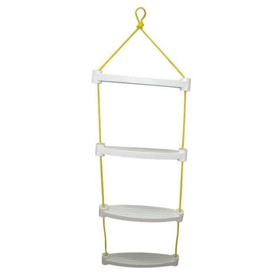 4 Step Rope Boarding Ladder Lalizas