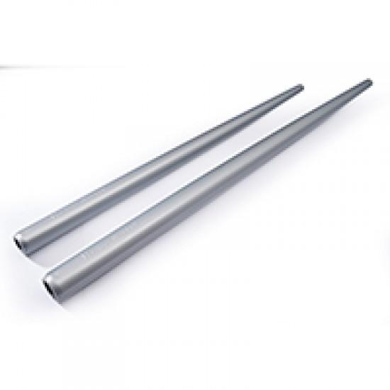Rigging Screw Cover, Ø38 x 760mm, Grey