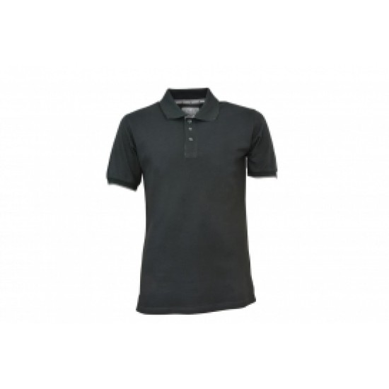 Maindeck Mens Polo Shirt - Anthracite