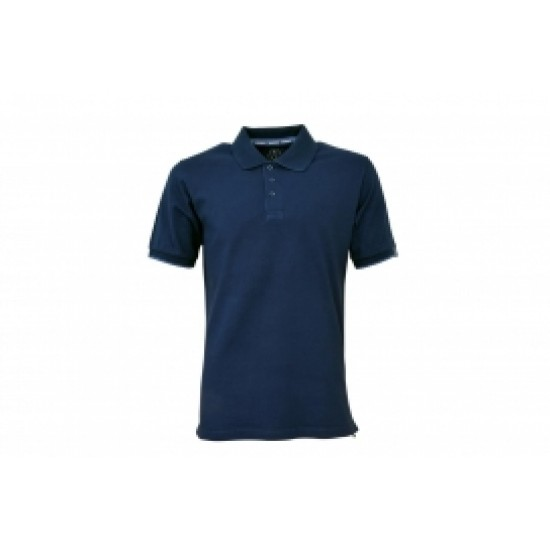 Maindeck Mens Polo Shirt - Navy