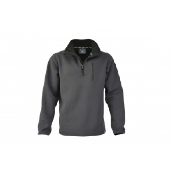 Maindeck Knitted Fleece - Carbon