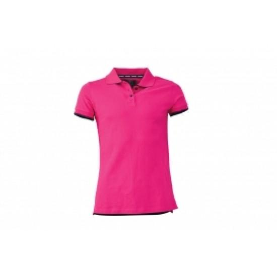 Maindeck Ladies Polo Shirt - Pink