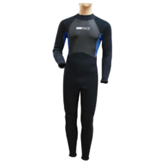Neoprene Full Wetsuit ''Pro Race'' 3:2mm for Ladies S, M, L, XL, XXL