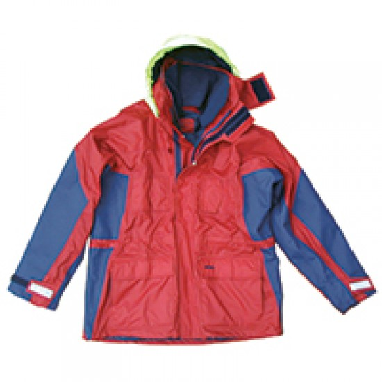 Off Shore sailing jacket- Breathable - XL