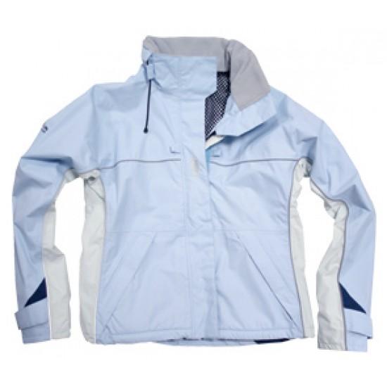 Jacket Inshore sailing breathable, ice blue / ice - M