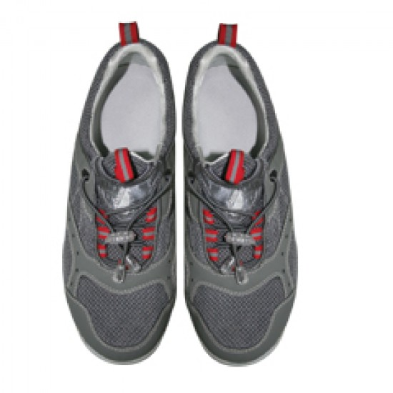 Deck Shoes, Sportive grey, No. 43