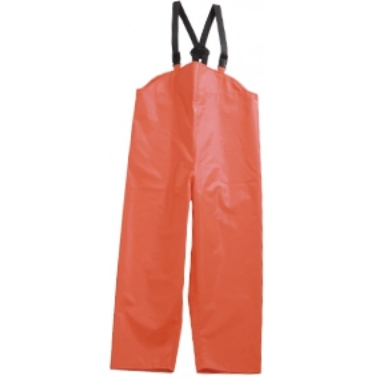 Fisherman Trousers - Orange, Medium, Large, Xlarge