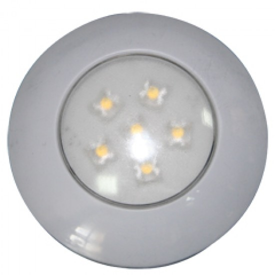 Aqua LED Dome Light