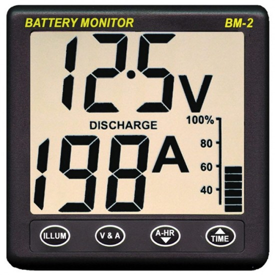Clipper BM-2 Battery Monitor