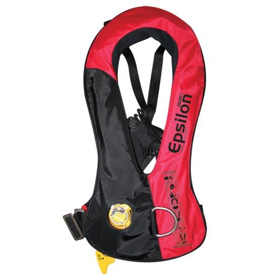 Inflatable Lifejacket Epsilon 165N, ISO 12402-3, auto Hammar MA1 w/o harness