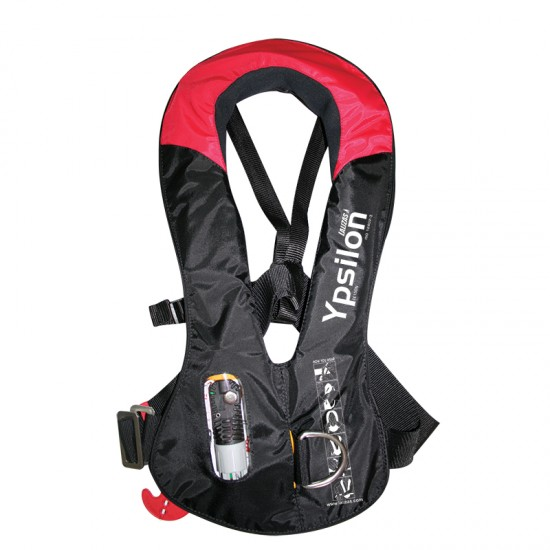 Inflatable Lifejacket Ypsilon 165N, ISO 12402-3, Lalizas JS1 w/o harness
