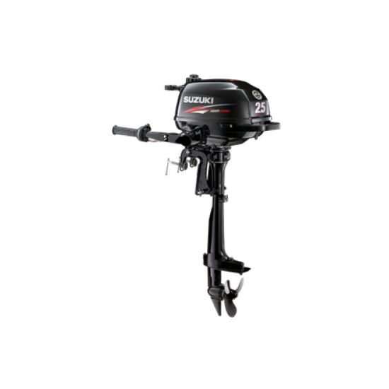 Suzuki DF2.5AL Outboard Long Shaft