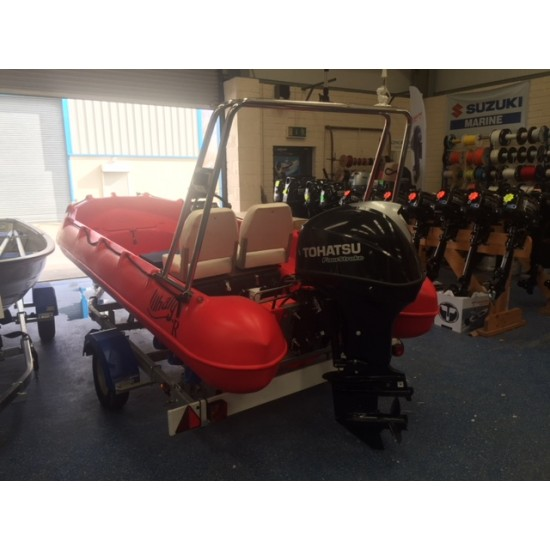 WHALY 435R PROFESSIONAL EX DEMO COMPLETE PACKAGE