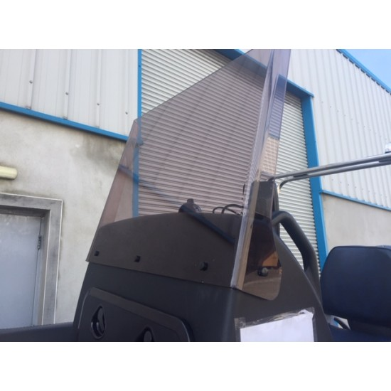 Whaly Console Windscreen (455-500)