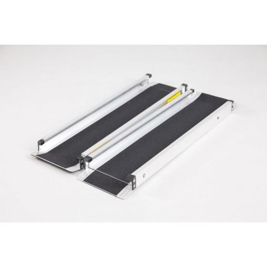 Whaly 500/500R Versatile Wheelchair ramp system